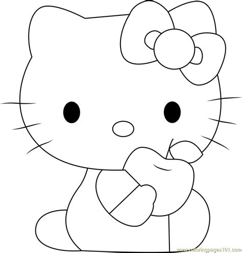 bitten apple coloring page willow tree easy coloring pages apple coloring page