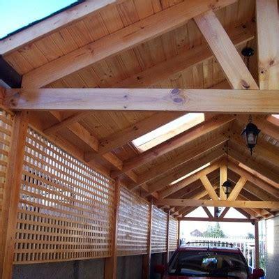 cobertizos de maderas fotos construcci 243 n cobertizo en madera pudahuel regi 243 n