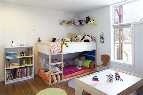 diy kids bedroom design your own modern bunk bed designs