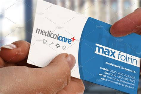 health care card template 25 business card templates free premium