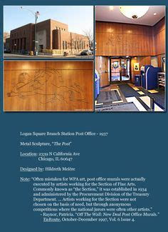 Logan Square Post Office by 1000 Images About Hildreth Meiere On Inside