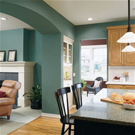 Living Room Kitchen Color Schemes by How To Choose The Right Colors For Your Rooms Painting