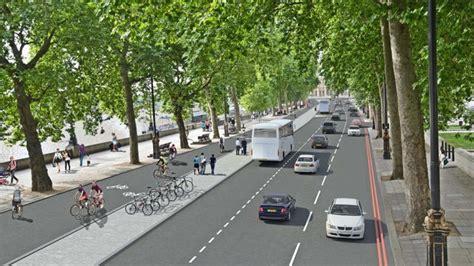 Londres va construire une autoroute pour vélos