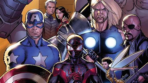 ultimate marvel ultimate end closes a 15 year era of marvel s comic
