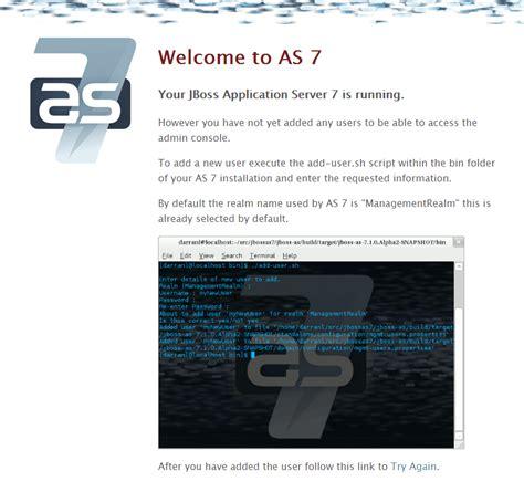 jboss admin console akhilesh s not able to access the jboss admin