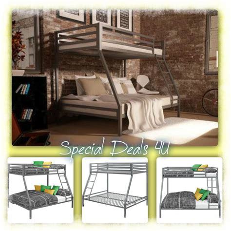 bunk beds boys twin over full bunk beds boys girls kids bedroom modern