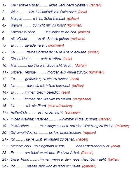 preguntas en aleman con wo conjugacion presente aprender aleman