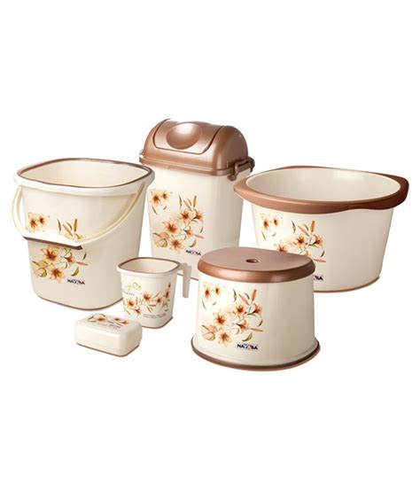 buy bathroom set nayasa bathroom set buy nayasa bathroom set online at low