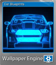 Wallpaper Engine Cards | wallpaper engine car blueprints steam trading cards