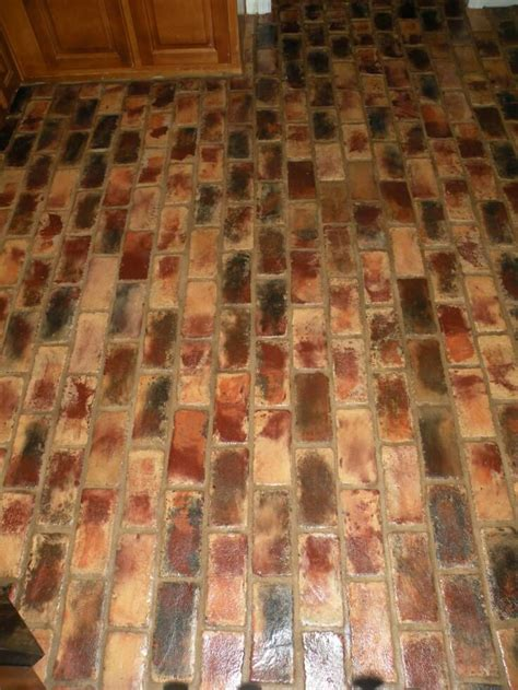 Brick A Floor pavers in Country Mix   HOME   Pinterest