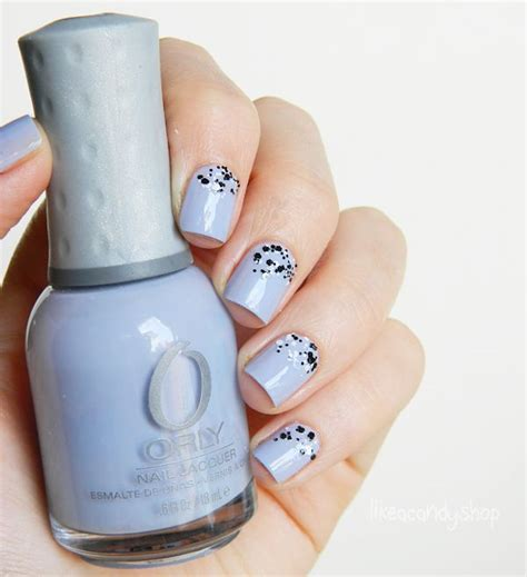 Orly Nail L by 1000 Images About Nail Glitter Tips Gradients