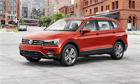 volkswagen models 2018 2018 vw tiguan arrives this summer with a new 2 0l the
