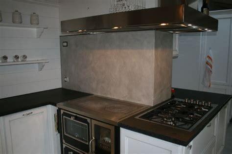 resina rivestimento cucina rivestimento cucina in resina spatolata color argento