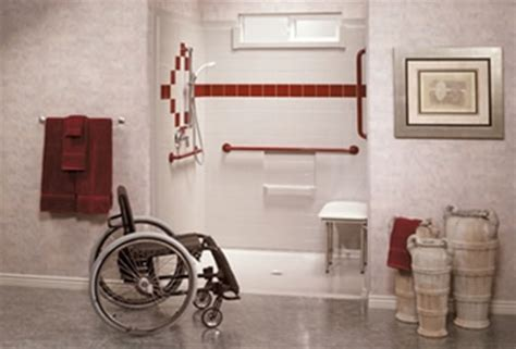 bathroom designs for elderly and handicapped disabled shower enclosure fascinating how to build a