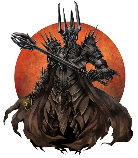 85 best the dark lord sauron images on pinterest middle