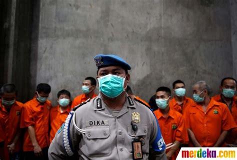 Darren Shan Buku 4 Gunung Vir foto penakan 1 4 ton sabu yang dimusnahkan polri dan bnn merdeka