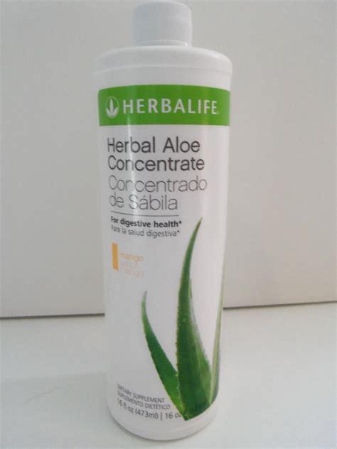 Herbalifeoriginal Aloe Concentrate herbalife herbal aloe concentrate mango 16fl oz