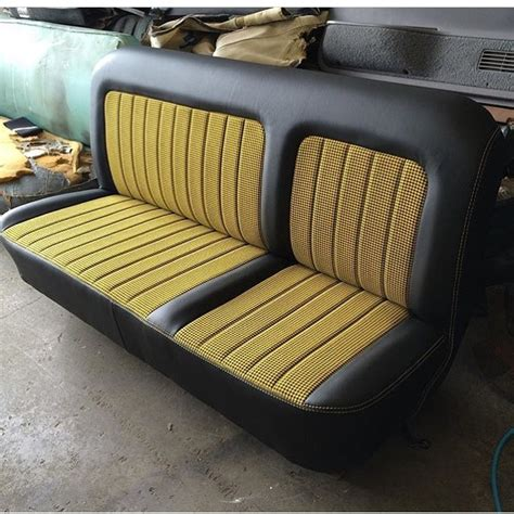 custom car bench seats thehogring com page liked 183 november 26 183 custom bench
