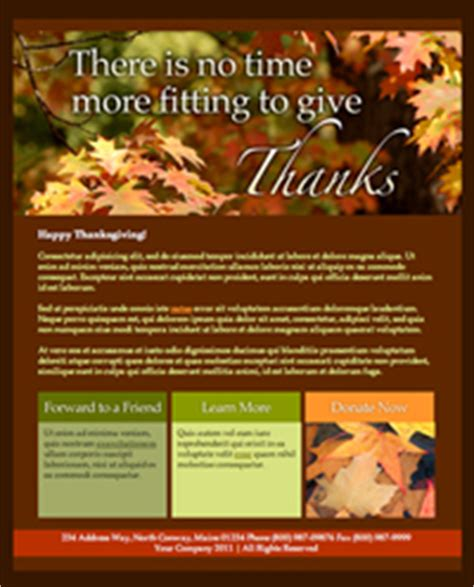 thanksgiving email templates email templates email newsletter templates net