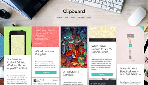 tumblr themes for quote blogs 30 best tumblr style wordpress blog themes 2015 colorlib