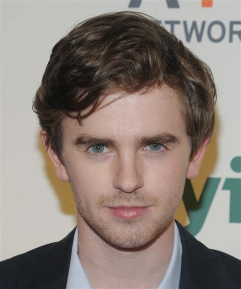 freddie highmore hairstyles for 2018 celebrity