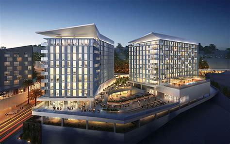 west hollywood hotels sunset strip development