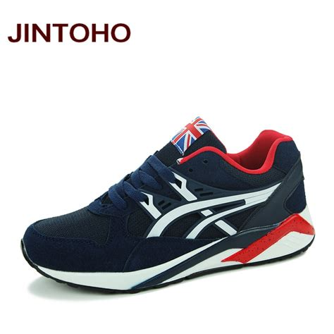 jintoho fashion high quality mens trainers luxury brand