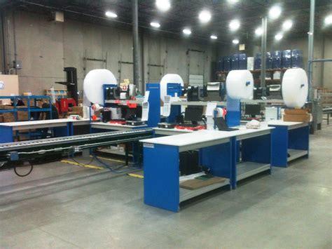 warehouse workstation layout ezr workstations 171 e z rect manufacturing ltd