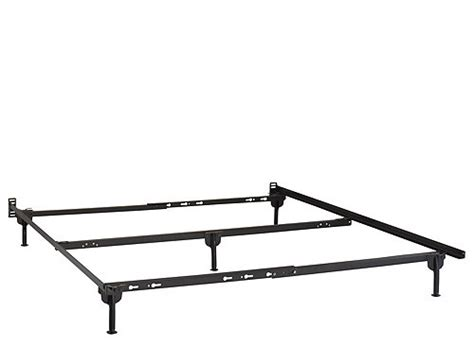 Bed Frames For Mattress Only by Bed Frame W Glides Bed Frames Raymour