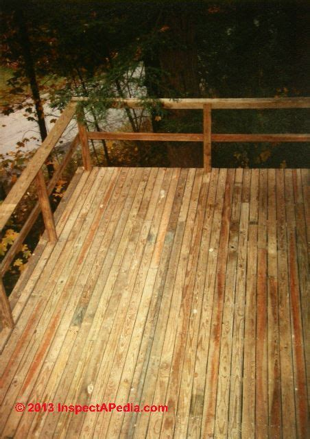 Deck Floor Pattern Choices, Layouts