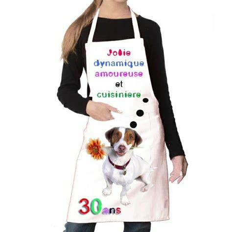 tablier cuisine personnalisé pas cher beaucoup de variante en photos de votre tablier personnalis 233