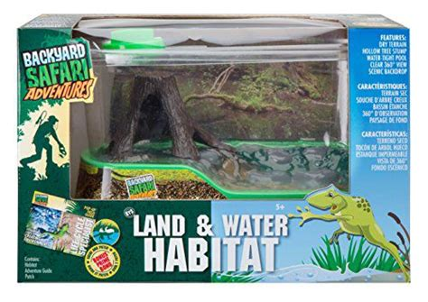 backyard safari land water habitat backyard safari land and water habitat buy online at best