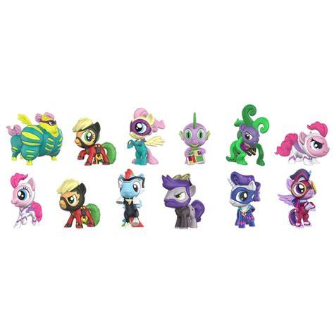 My Pony Cutie Magic Sunset Shimmer Figure Original Hasbro my pony mystery mini figures blind box pocket