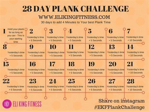28 day challenge search results for 28 day plank challenge calendar 2015