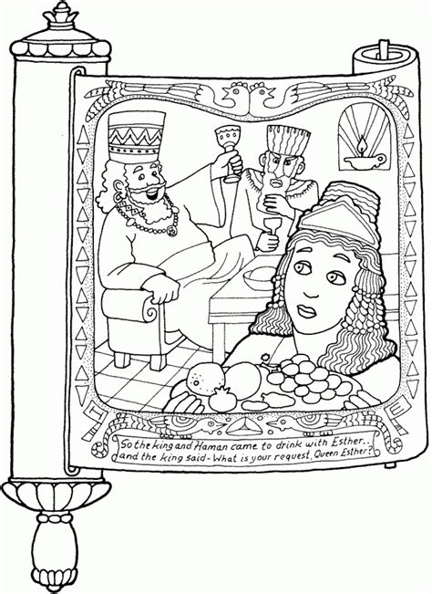 printable coloring pages of queen esther esther coloring page az coloring pages