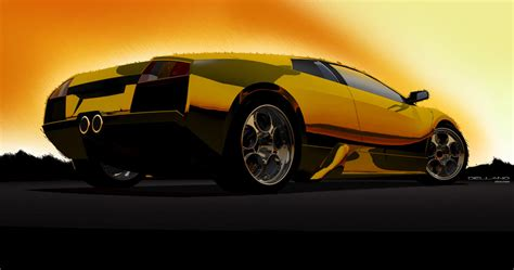 Lamborghini Stats Lamborghini Murcielago By Jlldellano On Deviantart
