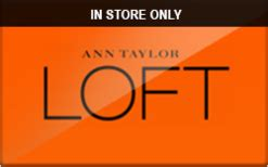 Loft Gift Card Online - buy loft in store only gift cards raise