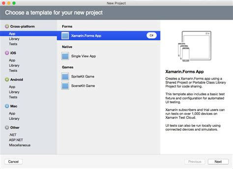 xamarin gtk tutorial a quick test run with the new xamarin studio community for
