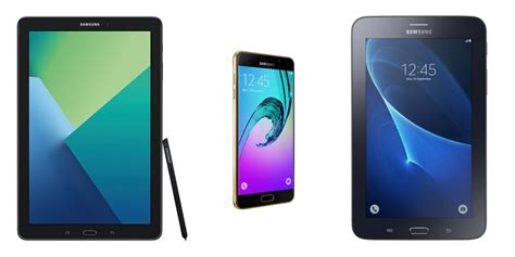 Samsung Tab A5 galaxy a5 2016 tab a 2016 with s pen and tab iris receiving ota update with june security