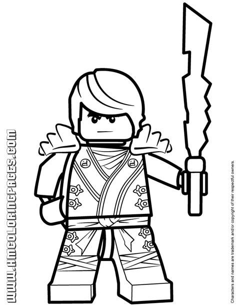Pictures To Color Of Lego Ninjago L L L L L L