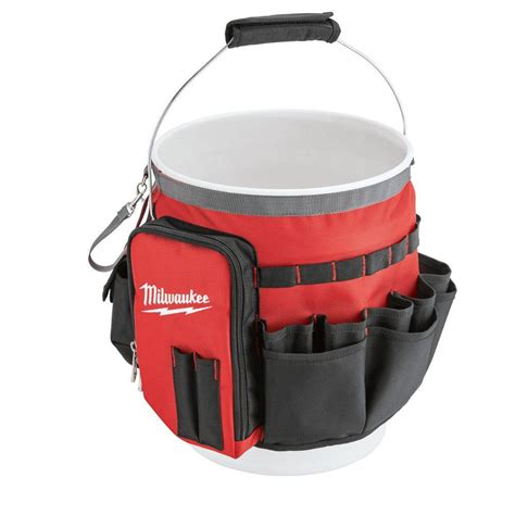 Kitchen Design Tool Home Depot by Milwaukee Bucket Organizer Bag 48 22 8175 The Home Depot