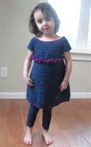 Toddler girls dress free pattern crochet
