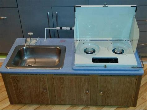 sink and stove combo wedgewood atwood 2 burner stove sink combo saanich