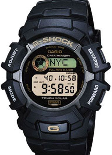 G Shock G2300 Tough Solar Original casio g2300 9v g shock mens