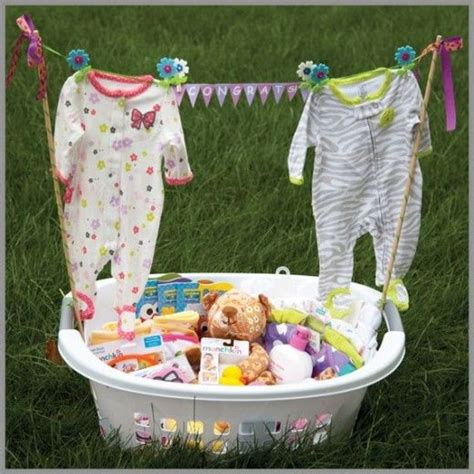 Bathroom Gift Basket Ideas 17 Best Ideas About Baby Baskets On Pinterest Baby Shower Baskets Baby Shower Ideas And