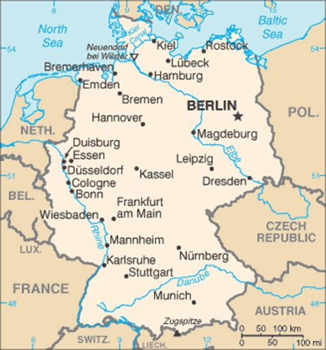 cities in germany towns and cities in germany