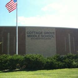 cottage grove middle school middle schools high