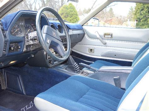Nissan 280zx Interior by 1979 Nissan 280zx Interior Pictures Cargurus
