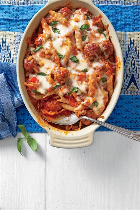pasta bake recipes 15 oven lovin baked pasta recipes southern living
