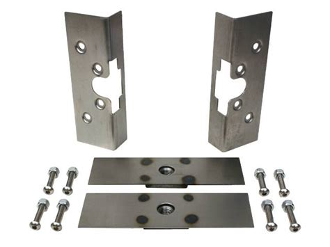 Door Latch Installation Kit by Door Latch And Strike Install Kit Thorbros